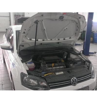 Амортизатор капота на Volkswagen Polo KU-VW-PL00-00