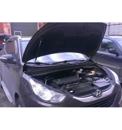 Амортизатор капота на Hyundai ix 35 KU-HY-IX35-00