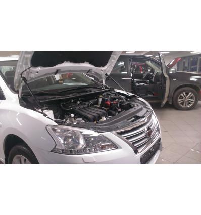 Амортизатор капота на Nissan Sentra KU-NI-SE00-00