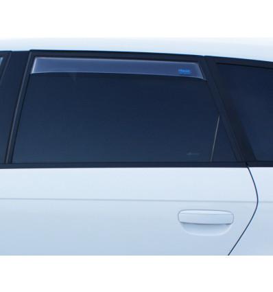 Дефлекторы боковых окон на Nissan X-Trail 4493