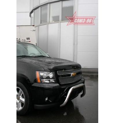 Решетка передняя мини на Chevrolet Tahoe CHTH.56.0707