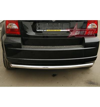 Защита задняя на Dodge Caliber DODG.75.0433