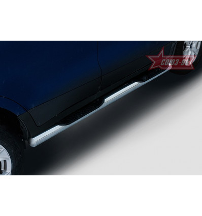 Пороги с проступями на Ford EcoSport FECO.81.5149