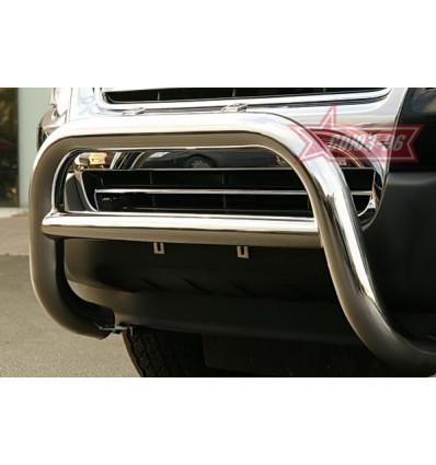Решетка передняя мини на Ford Explorer FEXP.56.0387