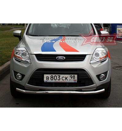 Защита переднего бампера на Ford Kuga FKUG.48.0672