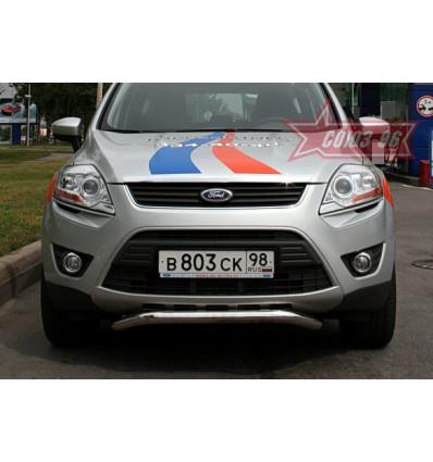 Защита передняя нижняя на Ford Kuga FKUG.59.0686