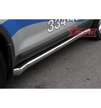 Пороги труба на Ford Kuga FKUG.80.0674