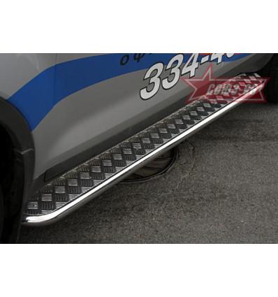 Пороги с листом на Ford Kuga FKUG.82.0673