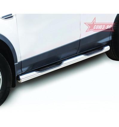 Пороги с проступями на Ford Kuga FKUG.81.1730