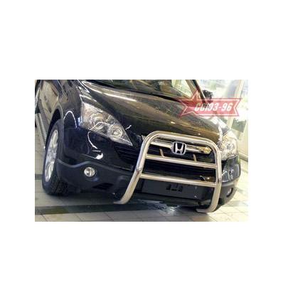 Решетка передняя мини на Honda CR-V HCRV.55.0421