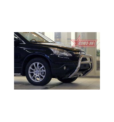 Решетка передняя мини на Honda CR-V HCRV.56.0423