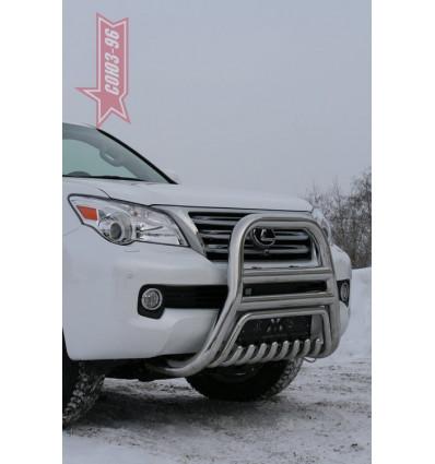 Защита нижняя на Lexus GX 460 GX46.59.1002