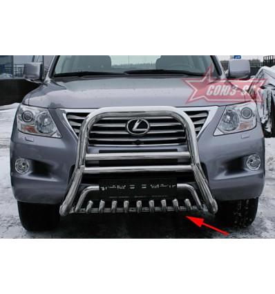 защита нижняя на Lexus LX 570 LX57.59.0621