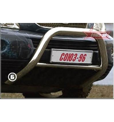 Решетка передняя мини на Lexus RX II 400 LEXR.55.0286