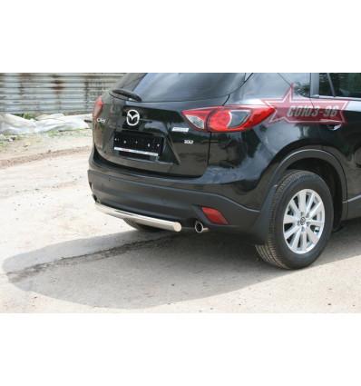 Защита задняя  на Mazda CX-5 MCX5.75.1543