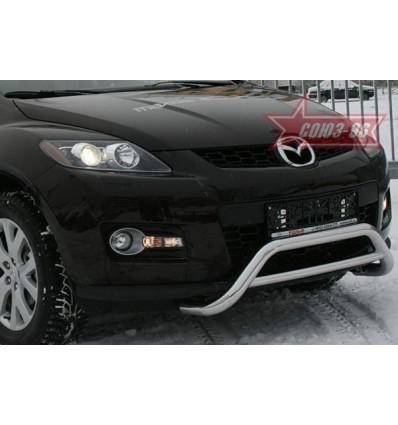 Решетка передняя мини на Mazda CX-7 MACX.56.0545