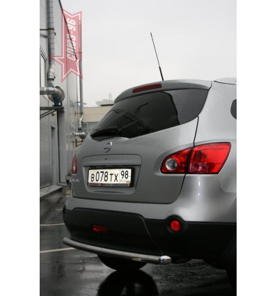 Защита задняя на Nissan Qashqai NQSH.75.0943