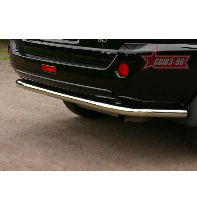 Защита задняя на Nissan X-Trail NXTR.75.0047