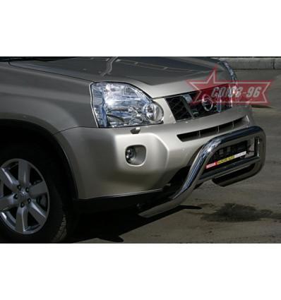 Решетка передняя мини на Nissan X-Trail NXTR.56.0500