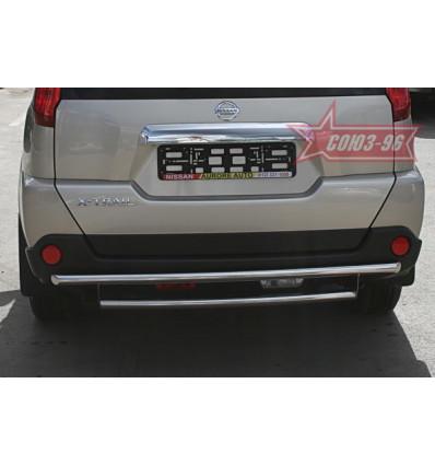 Защита задняя на Nissan X-Trail NXTR.75.0506