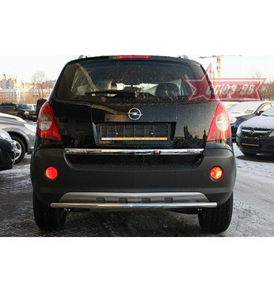 Защита заднего бампера на Opel Antara OPAN.75.0590