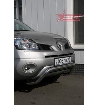 Решетка передняя мини на Renault Koleos RENK.56.0726