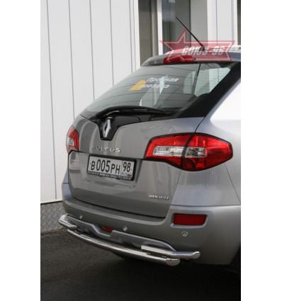 Защита заднего бампера на Renault Koleos RENK.75.0733