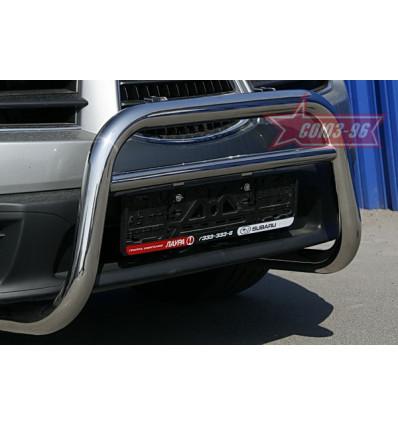 Решетка передняя мини на Subaru Tribeca SUTR.56.0394