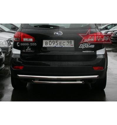 Защита задняя на Subaru Tribeca SUTR.75.0654