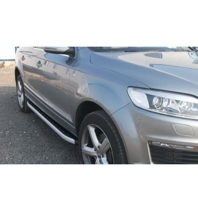 Пороги (Alyans) на Audi Q7 AUQ7.47.0025