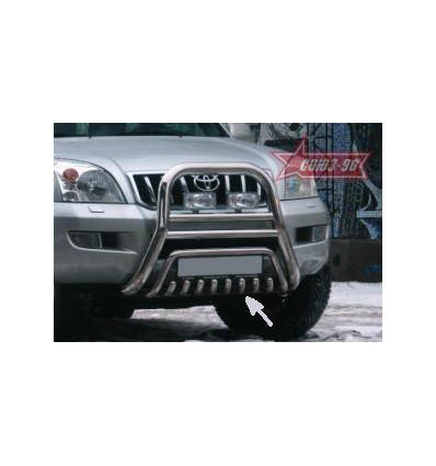 Защита нижняя на Toyota Land Cruiser 120 TC12.59.0040