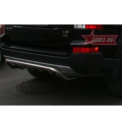 Решетка задняя на Volvo XC90 VOXC.78.0544