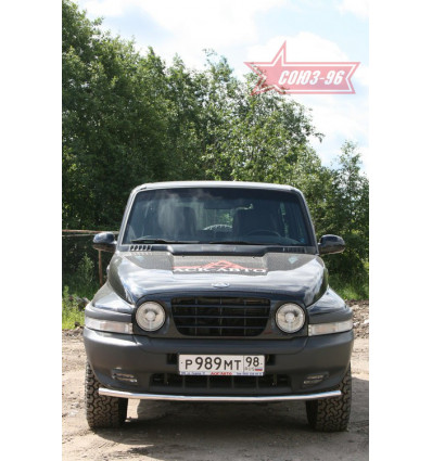 Защита переднего бампера на ТагАЗ Tager TAGR.48.0698