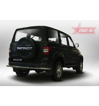 Защита задняя на УАЗ Патриот UAZP.75.5251