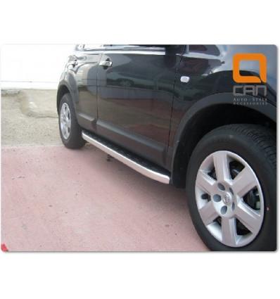 Пороги (Alyans) на Nissan Qashqai NIQ2.47.2083