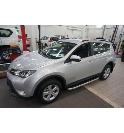 Пороги (Alyans) на Toyota Rav 4 TOR4.47.0470