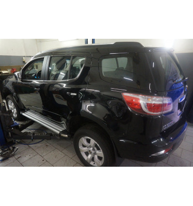Пороги (Brillant) на Chevrolet TrailBlazer CETB.48.0092