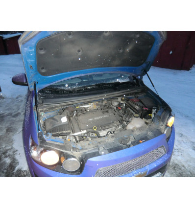 Амортизатор (упор) капота на Chevrolet Aveo BD01.01