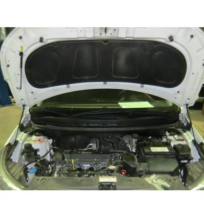 Амортизатор (упор) капота на Kia Rio BD026