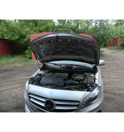Амортизатор (упор) капота на Mercedes-Benz A BD07.01