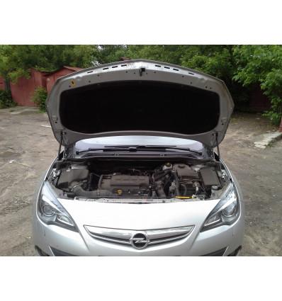 Амортизатор (упор) капота на Opel Astra BD10.01