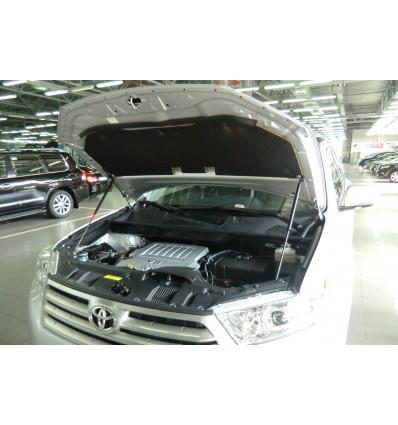 Амортизатор (упор) капота на Toyota Highlander BD14.03