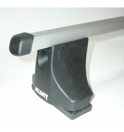 Багажник на крышу для Kia Soul 8809+8826+8649