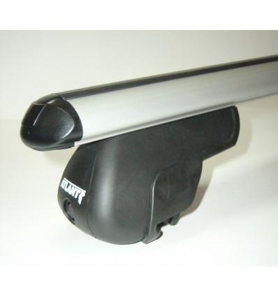 Багажник на крышу для Nissan Qashqai 8810+8828