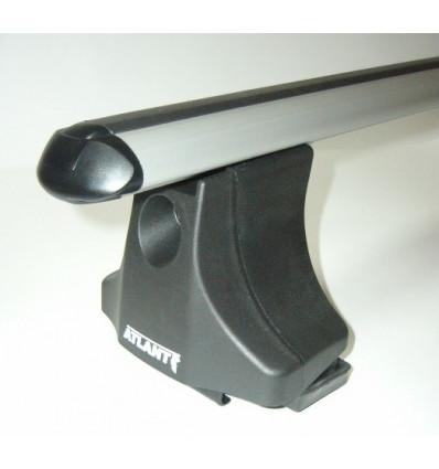 Багажник на крышу для Chevrolet Niva 8809+8828+8831