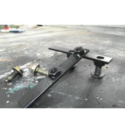 Закладные для фаркоп на Hyundai H1 Starex J/039 1212112
