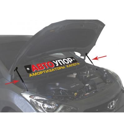 Амортизатор (упор) капота на Hyundai i30 UHYI30012