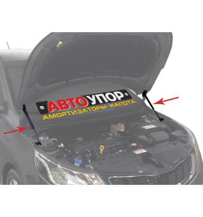 Амортизатор (упор) капота на Kia Rio UKIRIO012