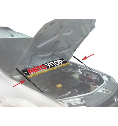 Амортизатор (упор) капота на Lada Largus, Лада Ларгус ULALAR012