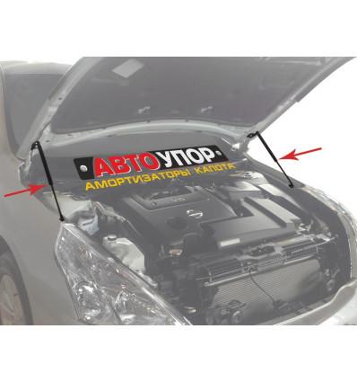 Амортизатор (упор) капота на Nissan Teana UNITEA012
